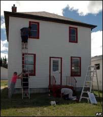 House in Kipling, SK