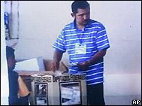 Imagen de uno de los vídeos presentados por el PRD