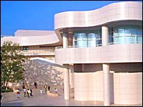 Museo Getty de Los Angeles
