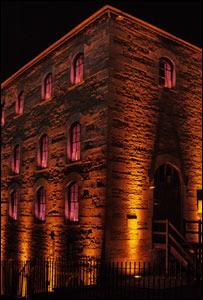 Ynys Fach Engine House in Merthyr Tydfil