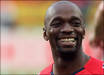 Claude Makelele is left to concentrate on his Chelsea commitments