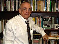 Jaime Suchilicki, profesor de historia de la Universidad de Miami