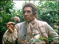 Casanova, as played by Frank Finlay