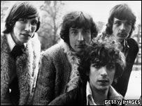 Pink Floyd in 1965