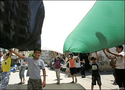 Palestinian celebrations