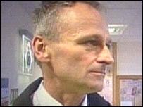 Chief Constable Joe Edwards
