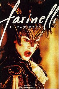 Afiche de la película de 1994 sobre Farinelli