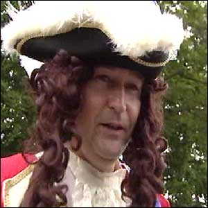 Ian Eagleson as William of Orange