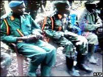 LRA's top leaders