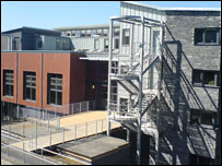 Aberystwyth University's new International Politics Building