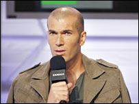 Zinedine Zidane gives his first interview following his dismissal
