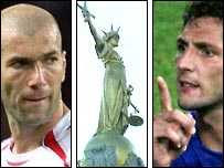 Zidane and Materazzi will both plead their cases