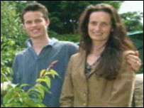 Murder victims Julia Pemberton and her son Will