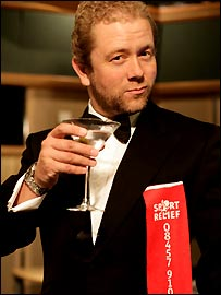 Jon Culshaw as Sean Connery
