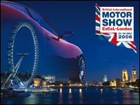Motor Show poster
