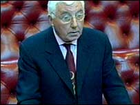 Conservative peer Lord Glentoran