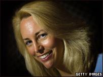 La ex agente de la CIA Valerie Plame.