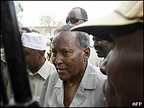 President Abdullahi Yusuf