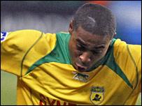 New Cardiff striker Luigi Glombard