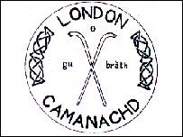 London Shinty logo