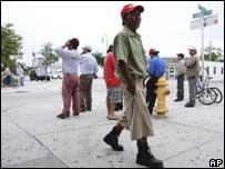 Inmigrantes latinos en EE.UU.