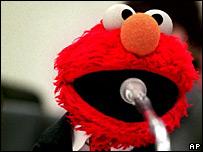 Sesame Street character Elmo