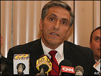 Hazleton Mayor Lou Barletta