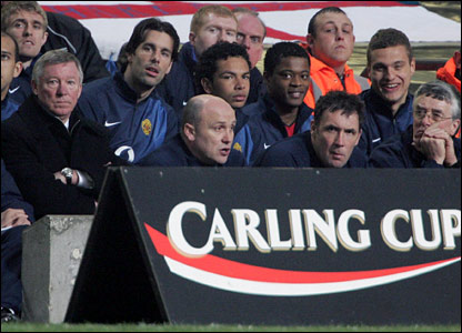 Ruud sits on the bench