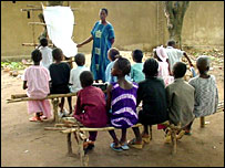 Golden Rule children Centre, Guinea