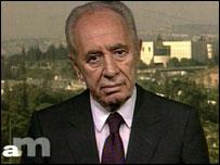 Shimon Peres, Israeli Deputy PM
