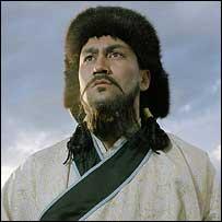 Чингиз-хан в историческом фильме Би-би-си