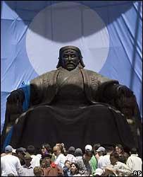 Для монголов чингиз хан национальный