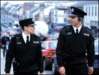 PSNI officers