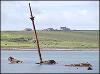 Scapa Flow/Pic: Undiscovered Scotland