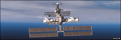 The ISS (Nasa)