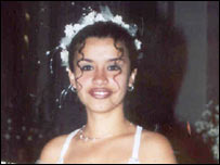 Maria Isabel Franco was raped and murdered in 2001