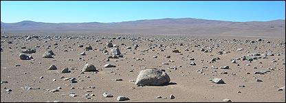 Atacama dessert