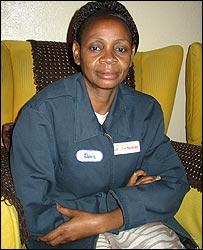Gladys Mhone
