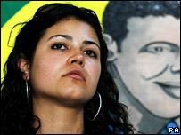 Jean Charles de Menezes' cousin Vivian Figueiredo