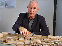 Canadian architect Jonathan Kearns