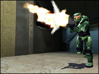 Screenshot from Halo: Combat Evolved (Microsoft)