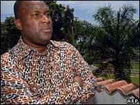 Nzanga Mobutu