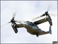 Bell Boeing V-22 Osprey tilt-rotor