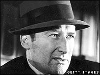 Mickey Spillane in 1963