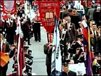 Apprentice Boys in Derry