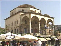 Ottoman mosque turned into museum