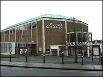 Guildford Civic (from Guildford Borough Council)