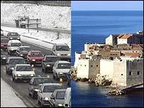 Basingstoke versus Dubrovnik