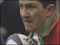 Robert Jones won 54 caps for Wales at scrum-half