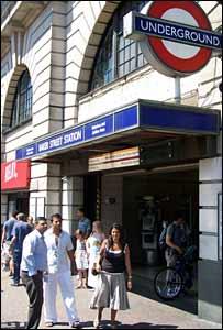 Baker Street Tube
